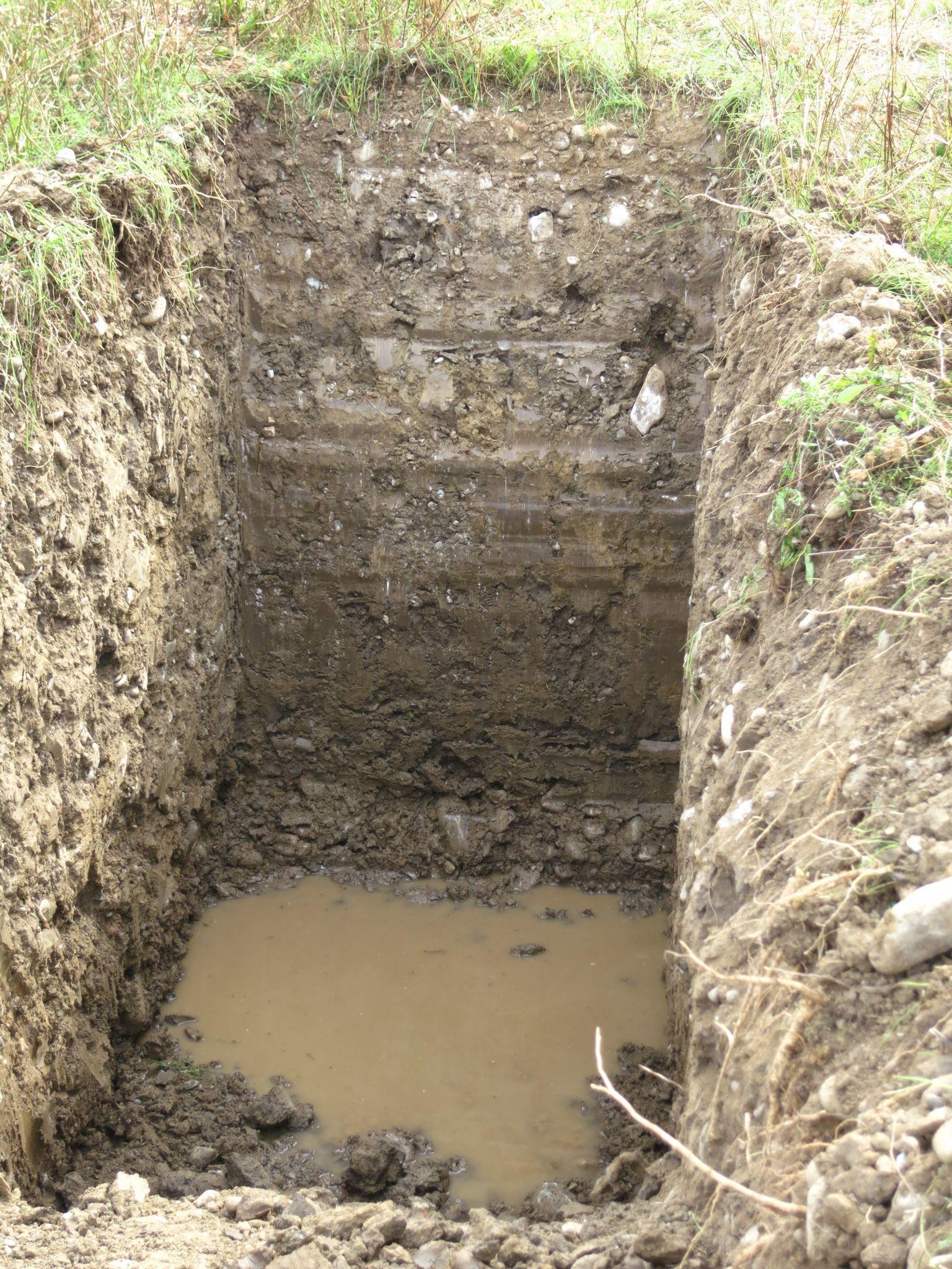 tethys - consulenza tecnico legale - Recupero ambientale di una cava
