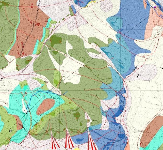 tethys - Opere e infrastrutture - Indagine idrogeologica valutazione acque sotterranee realizzazione di cava