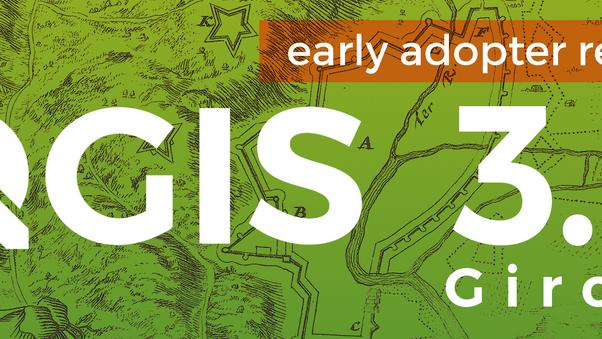 QGIS 3.0 NUOVA RELEASE